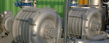 blower pneumatic conveyor