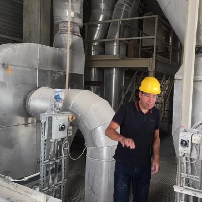 industrie ventilator onderhoud inspectie