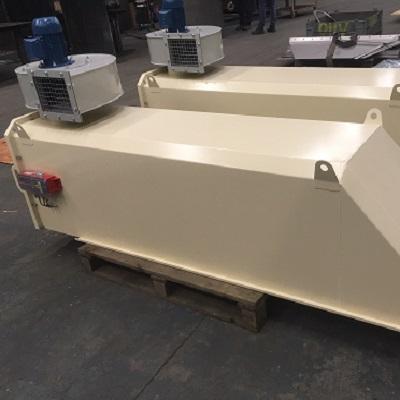 putnfilter spotfilter elevator bandtransport redler transport bulkhandling