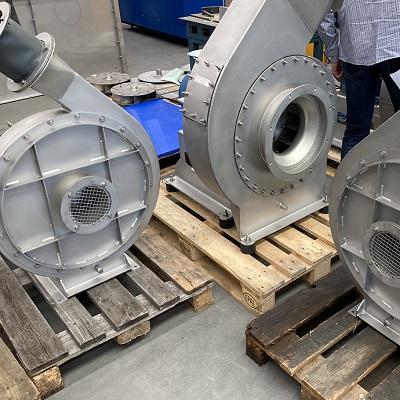ventilatoren industrie